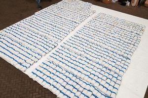 Anh bắt giữ số heroin kỷ lục trị giá khoảng 120 triệu bảng
