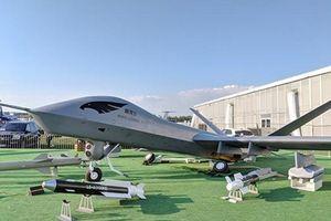 Bí ẩn UAV Trung Quốc trưng bày ở Nga gãy càng