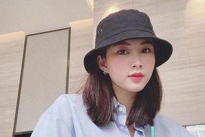Hoa hậu Đặng Thu Thảo xuất hiện khiến fan nhận không ra vì gương mặt khác lạ