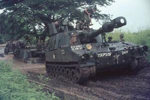 Khẩu pháo tự hành Mỹ dùng từ chiến tranh Việt Nam tới tận ngày nay