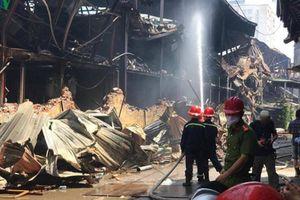 Những khu vực nào nguy cơ nhiễm thủy ngân sau vụ cháy Công ty Rạng Đông?