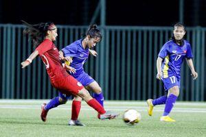Giải bóng đá nữ U15 Quốc tế 2019: U15 nữ Việt Nam tiếp tục thất bại