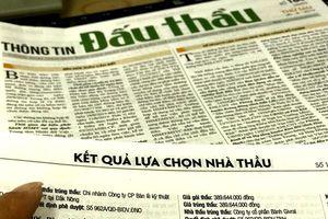 Công ty TNHH Xây dựng Hùng Thiên Long: Mời thầu nhiều, công khai kết quả ít