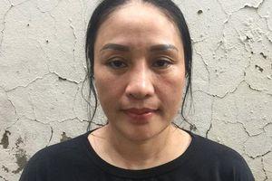 Bắt 'bà trùm' thuốc lắc cung cấp ma túy cho dân chơi dưới vỏ bọc bán hàng online ở Hà Tĩnh
