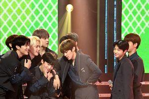 Vượt Red Velvet, X1 giành cúp thứ 2 sau 8 ngày debut: Knet phản ứng ra sao?
