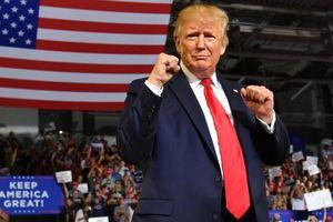 Ông Trump cảnh báo sẽ cứng rắn hơn với Trung Quốc nếu tái đắc cử
