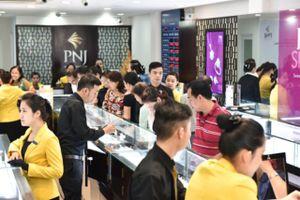 Giá vàng trong nước 4/9 tăng mạnh, mua bán 42,60 - 42,95 triệu đồng/lượng