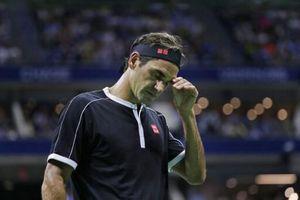 Federer bị Dimitrov loại khỏi US Open