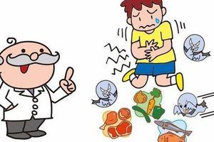 Phương pháp chữa ngộ độc thực phẩm bằng thực phẩm sẵn có