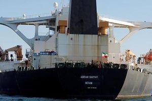 Siêu tàu dầu Iran bất ngờ tắt định vị ngoài khơi Syria