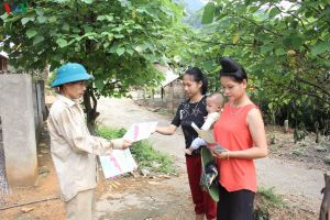 Dịch sởi bùng phát tại 16 xã, thị trấn ở Mường La, Sơn La
