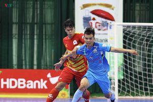 Futsal HDBank VĐQG 2019: Kardiachain Sài Gòn trở lại cuộc đua top 3