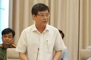 Viện trưởng Lê Minh Trí: 'Chưa từng có ai khai nhận hàng triệu USD'