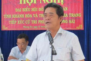 Ủy ban Kiểm tra Trung ương công bố kết luận kiểm tra tại Khánh Hòa