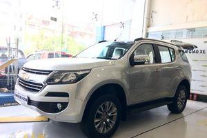 7 mẫu ô tô giảm giá 'khủng' trong tháng 9/2019