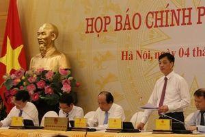 Thứ trưởng Bộ Công an giải thích lý do ông Nguyễn Bắc Son không được áp dụng 'chính sách hình sự đặc biệt'