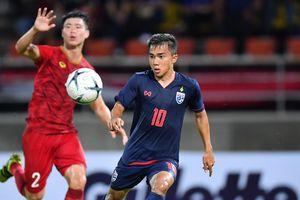 'Messi Thái' Chanathip nối dài chuỗi ngày buồn trước Việt Nam