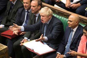 Hạ viện Anh bác yêu cầu bầu cử sớm của Thủ tướng Johnson
