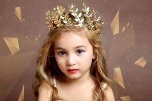 Những 'thiên thần lai' xinh đẹp, tài năng của làng mẫu nhí Việt