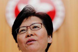 Lãnh đạo Hong Kong: Tôi rút dự luật chứ không phải Bắc Kinh