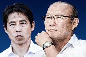 HLV Park, ông Nishino và người trong cuộc nói gì trước đại chiến?