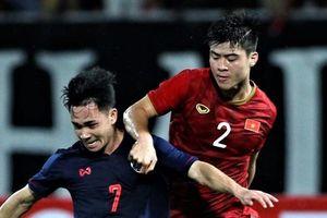 Báo Thái Lan tiếc nuối vì đội nhà chỉ có 1 điểm trước Việt Nam