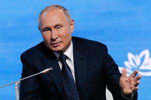 TT Putin tuyên bố chế tạo tên lửa đạn đạo mới để đáp trả Mỹ