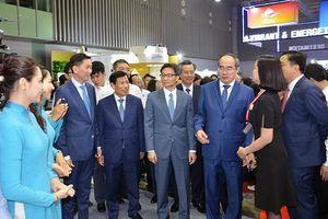 Chính thức khai mạc Hội chợ Du lịch quốc tế TP.HCM 2019