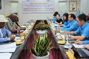 Công đoàn Việt Nam rất quan trọng đối với WFTU