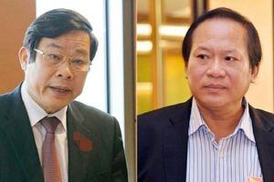 Kê biên, phong tỏa tài sản 2 ông Nguyễn Bắc Son và Trương Minh Tuấn