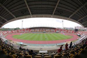 Toàn cảnh kiến trúc SVĐ Việt Nam đối đầu Thái Lan tại VL World Cup 2022