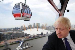 Những di sản kiến trúc độc nhất vô nhị mang 'thương hiệu Boris' ở London