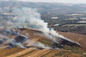 Chiến sự gia tăng tại Lebanon