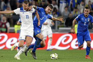 Lịch thi đấu, lịch phát sóng vòng loại EURO 2020 đêm nay 5.9: Tuyển Ý thẳng tiến