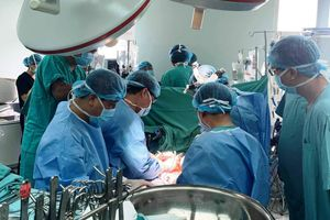 Bệnh viện T.Ư Huế cùng lúc ghép tim, gan thành công cho 2 bệnh nhân