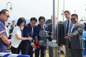 Dự án Nước sạch 5000 tỷ của Shark Liên khánh thành sớm 16 tháng
