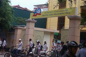 Sở Giáo dục Hà Nội yêu cầu chấm dứt sử dụng tài sản công vào mục đích kinh doanh