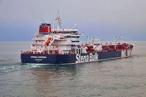 Iran thả một số thủy thủ tàu chở dầu Stena Impero