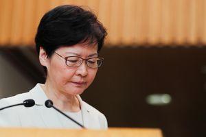 Trưởng đặc khu Hong Kong nói gì về quyết định rút lại dự luật dẫn độ?