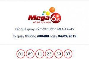 Xổ số Vietlott: Giải Jackpot Mega 6/45 hơn 65,6 tỷ đồng đã tìm thấy chủ nhân?