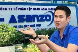 Thông tin mới nhất về việc kiểm tra, xác minh Công ty CP Tập đoàn Asanzo