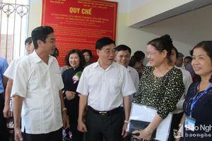 Các trung tâm hòa giải, đối thoại tỉnh Nghệ An hòa giải được 1.723 vụ tranh chấp, khiếu kiện