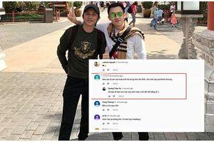Bị nói nổi tiếng nhờ mác 'em trai Hoài Linh', Dương Triệu Vũ phản pháo cực sâu cay