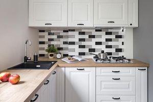 Nhớ ngay 7 lời khuyên này để nhà bếp nhỏ đến mấy cũng tiện nghi, thông thoáng