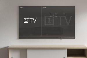 OnePlus TV nhá hàng với 8 loa đều, công suất 50W