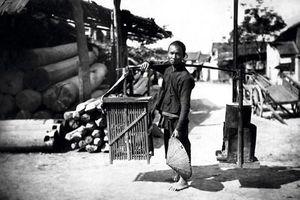 Hoài niệm Hà Nội xưa qua gánh hàng rong và tiếng rao trên đường phố