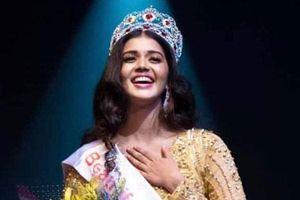 Tân Hoa hậu Trái đất Ấn Độ 2019 sở hữu lý lịch 'cực khủng' lại có nhiều tài lẻ