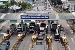 Bộ GTVT bác đề xuất bỏ trạm thu phí cầu Rạch Miễu
