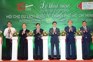 Hội chợ Du lịch quốc tế TP.HCM 2019 sẽ thu hút 35.000 khách tham quan