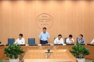 Chủ tịch Hà Nội: Khám sức khỏe miễn phí cho người dân gần Công ty Rạng Đông